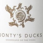 JONTY'S DUCKS - Label